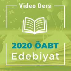 2020 Edebiyat ÖABT - Video Ders Paketi