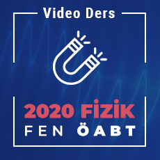 2020 Fen ÖABT Fizik - Video Ders Paketi