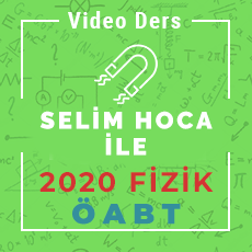2020 Fizik ÖABT - Video Ders Paketi